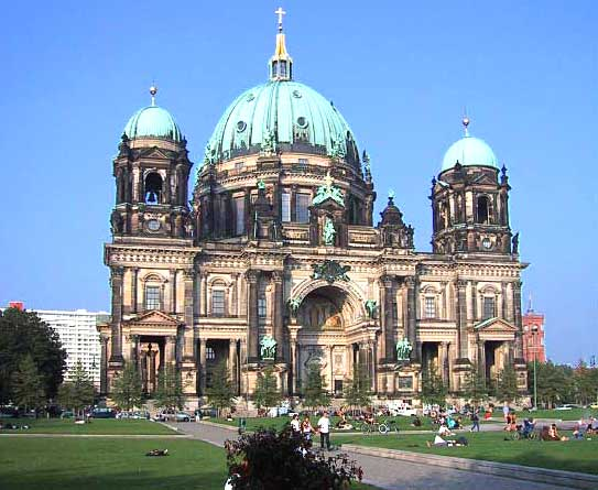 Берлинские достопримечательности